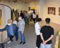 HRÜ'de iki sergi sanatseverlerin beğenisine sunuldu