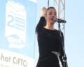 Şanlıurfa'da Sevcan Orhan konserine yoğun ilgi