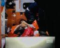 Pompalı tüfekle sevgilisini vurdu