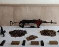 Şanlıurfa'da silah ve mühimmat ele geçirildi