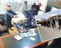 Galerideki silahlı saldırının arkasından suç örgütü çıktı