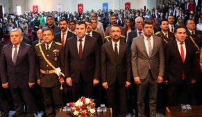 29 Ekim Cumhuriyet Bayramı coşkuyla kutlandı