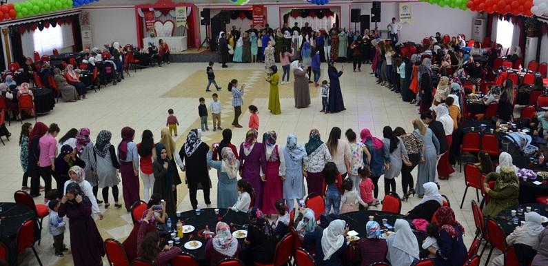 Siverek Belediyesinden Anneler günü etkinliği