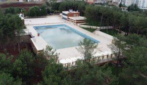 Siverek olimpik yüzme havuzuna kavuşuyor