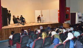 Siverek'te 8 Mart Dünya Kadınlar Günü etkinliği