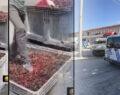 Meyve suyu tesisinde skandal: 4 gözaltı