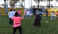Sağlık eğitimi ve spor bir arada
