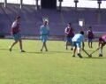 Urfalı gençler Çim Hokeyi sporuyla tanıştı