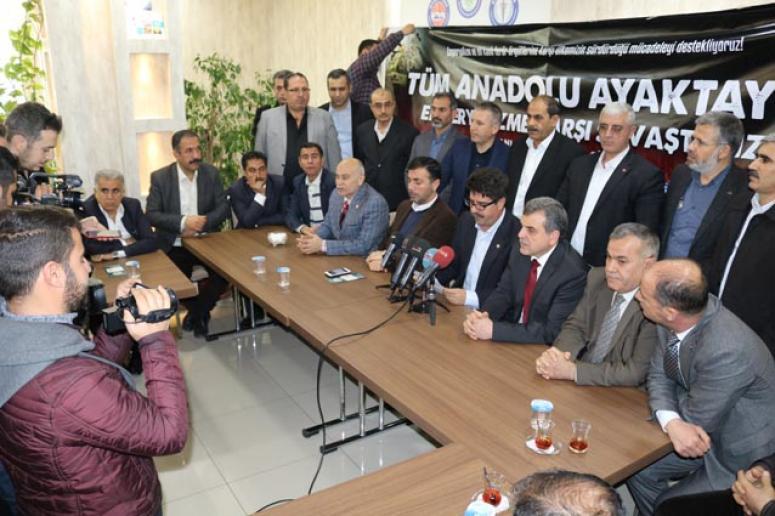 STK'lardan Zeytin Dalı Harekatı'na destek