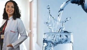 """""""Yeterli su tüketilmezse dizanteri ölüme yol açabilir"""""""