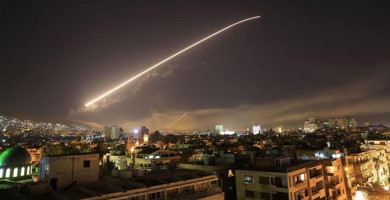 ''Suriye hava savunması yeni bir saldırıya karşı koyabilecek güçte''