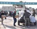Binlerce Suriyeli ülkesine dönüş yaptı