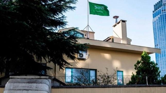 Suudi konsolos Türkiye'den ayrıldı