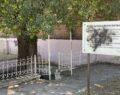 Bin 800 yıllık türbeye çirkin saldırı