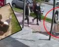 3 kız çocuğunun peşine takılarak taciz etti