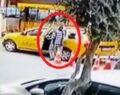 Taksi kaçıran kadından pes dedirten savunma