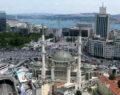 Taksim Camii ibadete açıldı: İlk ezan okundu