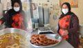 Şanlıurfa'da tatlıcılık yaparak çocuklarını okutuyor