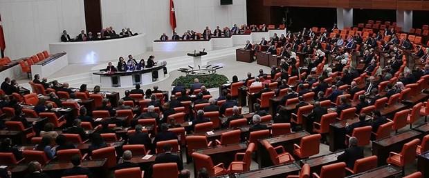 Meclisteki sandalye dağılımı