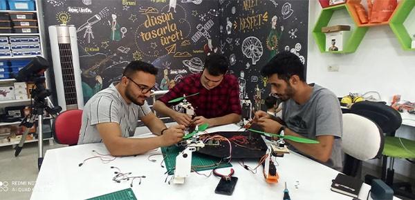 Şanlıurfa'dan 'GENÇ STEM TEAM' teknofest finaline katılıyor
