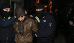 Terör örgütüne şafak vakti operasyon: 15 gözaltı