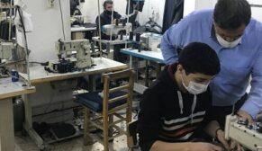 Şanlıurfa'da mesleği ile 15 kişiye istihdam sağlıyor