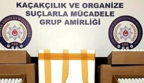 Kaçakçılar koronavirüs test kitine de dadandı