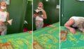 Türbesi içerisinde çekilen Tiktok videosuna tepki yağdı