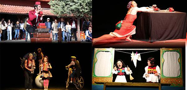 Büyükşehir, şehir tiyatrolarını çevrimiçi düzenliyor