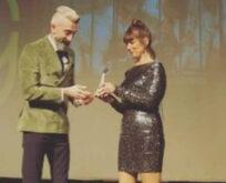 Urfalı Tiyatrocu Hasan Ocakoğlu'na uluslararası ödül