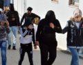 Torbacı kadınlar tutuklandı