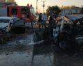 Cumhuriyet Savcısı kaza yaptı: 1 ölü, 7 yaralı