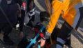 Şanlıurfa'da trafik kazası: 1 ölü, 1 ağır yaralı