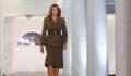 First Lady Melania Trump: Koronavirüs görünmez düşman