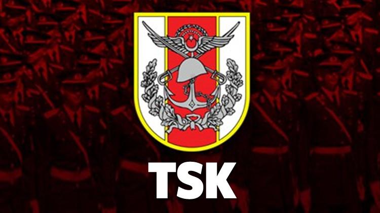 TSK'dan Afrin açıklaması: 1595 terörist etkisiz hale getirildi