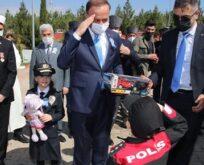 Şanlıurfa'da Polis Haftası ve kurtuluş etkinlikleri başladı