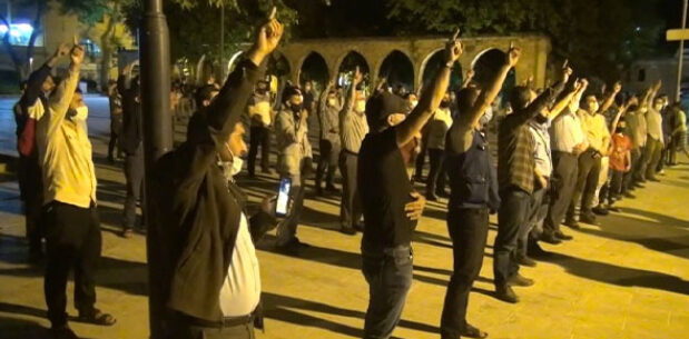 Şanlıurfa'da Mescid-i Aksa'ya saldırıları protesto edildi