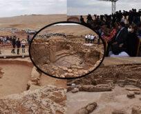 Şanlıurfa'daki Karahantepe Neolitik Alanı Dünyaya Tanıtıldı