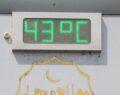 Urfa'da sıcak hava bunaltıyor