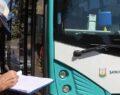 Şanlıurfa'da toplu taşıma araçlarında korona denetimi