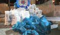 Şanlıurfa'da 20 bin paket kaçak sigara yakalandı