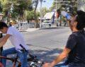 Şanlıurfa'da sıcak hava vatandaşı bunaltıyor