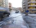 Şanlıurfa'da dezenfekte çalışmaları devam ediyor