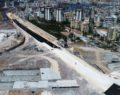 Çevik kuvvet köprülüğü kavşağında asfalt çalışmalarına başlandı