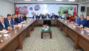 Urfa'da Cumhurbaşkanı Erdoğan hazırlığı