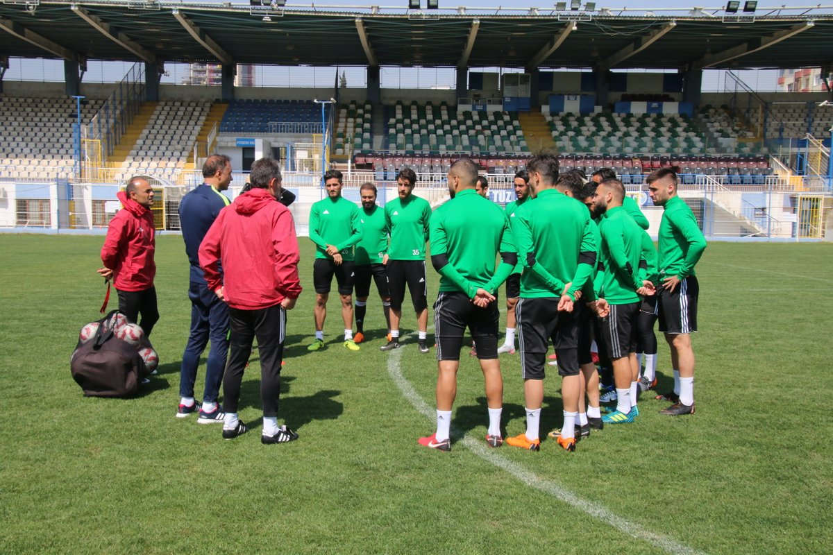 Şanlıurfaspor, Pendikspor maçına hazır