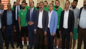 Başkan Çiftçi'den Urfaspor'a ziyaret