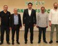 Vekil Yıldız'dan Urfaspor'a ziyaret