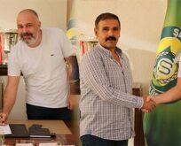 Urfaspor, Sportif Direktör Töraydın ile anlaşma sağladı