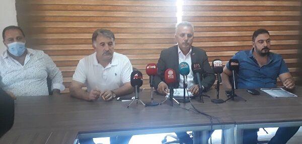 Urfaspor'da başkan ve yönetim kurulu istifa etti
